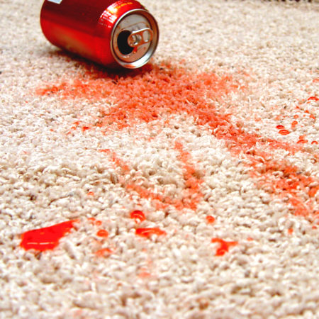 Spill on Carpet